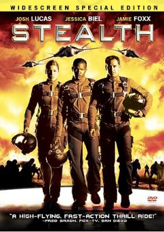 Stealth cover image