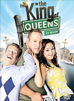 The king of Queens. Season 4 cover image