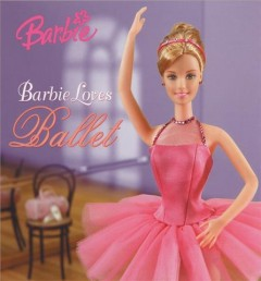 Barbie loves ballet cover image