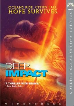 Deep impact cover image