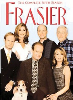 Frasier. Season 5 cover image