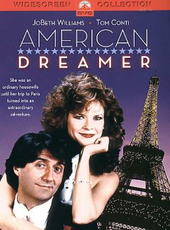 American dreamer cover image