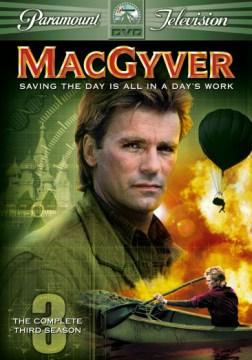 MacGyver. Season 3 cover image
