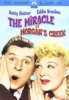 The miracle of Morgan's Creek cover image