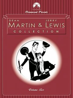 Dean Martin & Jerry Lewis collection. Volume two cover image