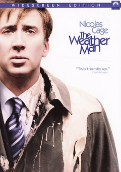 The weather man cover image