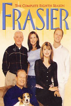 Frasier. Season 8 cover image