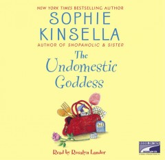 The undomestic goddess cover image