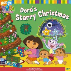 Dora's starry Christmas cover image