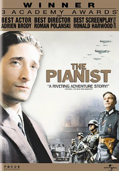 The pianist cover image