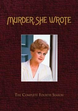 Murder, she wrote. Season 4 cover image
