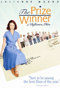 The prize winner of Defiance, Ohio cover image