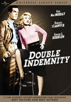 Double indemnity cover image