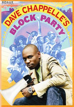 Dave Chappelle's block party cover image