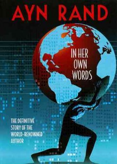 Ayn Rand in her own words cover image