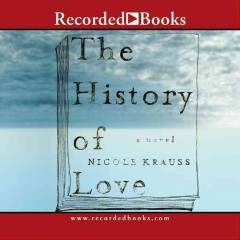 The history of love cover image