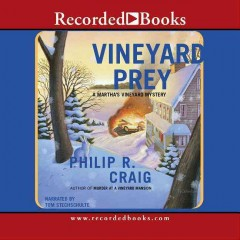 Vineyard prey cover image