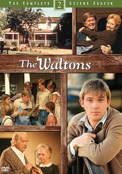 The Waltons. Season 2 cover image
