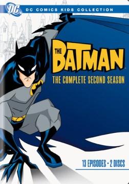The Batman. Season 2 cover image