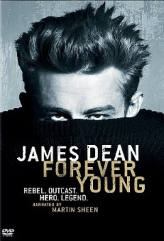 James Dean forever young cover image