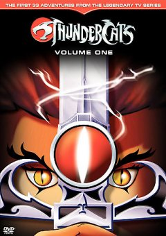 Thundercats. Season 1,  Volume 1 cover image