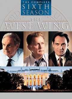 The West Wing. Season 6 cover image