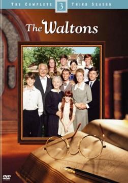 The Waltons. Season 3 cover image