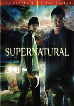 Supernatural. Season 1 cover image
