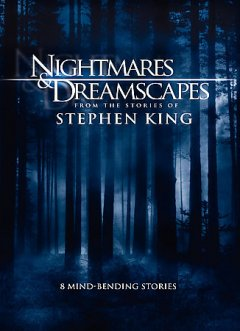 Nightmares & dreamscapes cover image