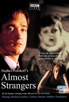 Stephen Poliakoff's Almost strangers cover image