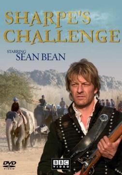 Sharpe's challenge cover image