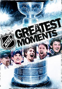 NHL greatest moments cover image