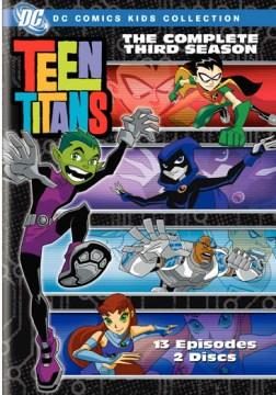 Teen Titans. Season 3 cover image