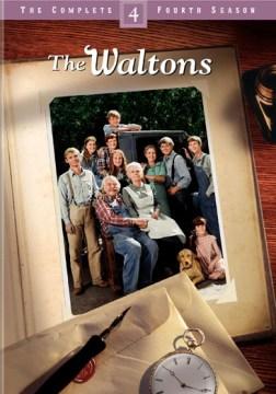 The Waltons. Season 4 cover image