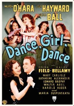 Dance girl dance cover image
