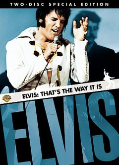 Elvis that's the way it is cover image