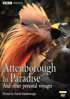Attenborough in paradise and other personal voyages cover image