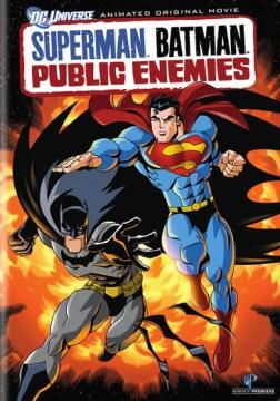 Superman Batman. Public enemies cover image