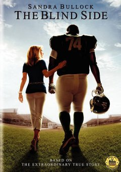 The blind side cover image