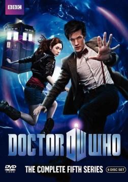 Doctor Who. Season 5 cover image