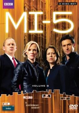 MI-5. Season 8 cover image