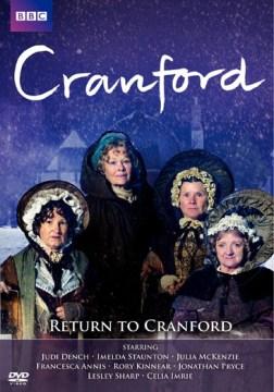 Cranford return to Cranford cover image