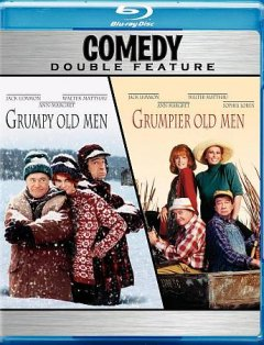Grumpy old men Grumpier old men cover image