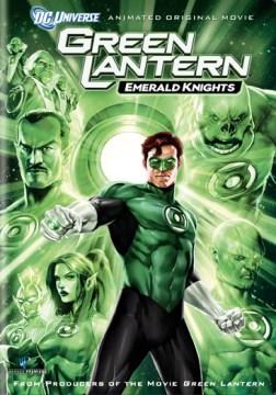 Green lantern. Emerald knights cover image
