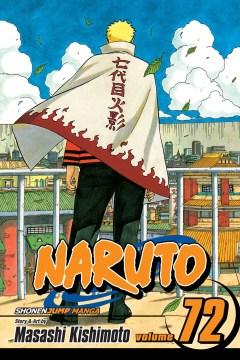 Naruto. 72,  Uzumaki Naruto cover image