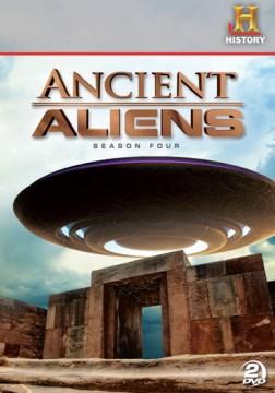 Ancient aliens. Season four cover image