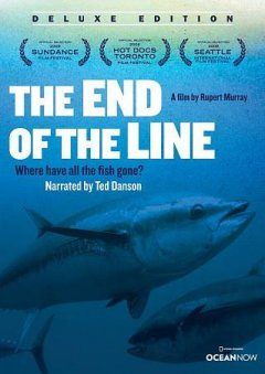 The end of the line cover image