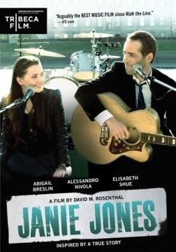 Janie Jones cover image