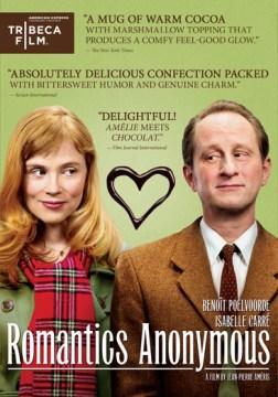Romantics anonymous cover image