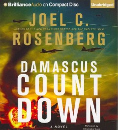 Damascus countdown a novel cover image